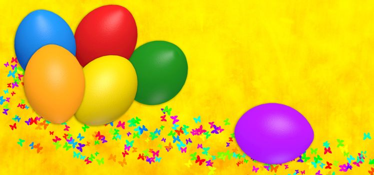 A Background for the celebration of Easter