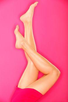 Sexy legs skin care