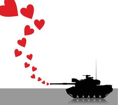 Llove tank