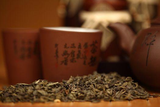 china tea