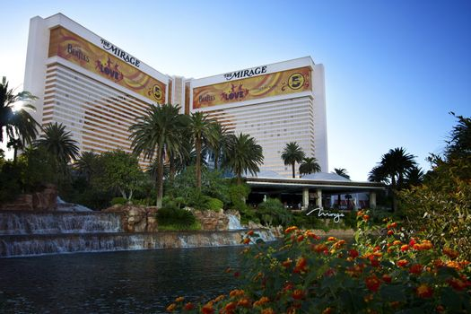 The MGM Mirage Hotel and Casino