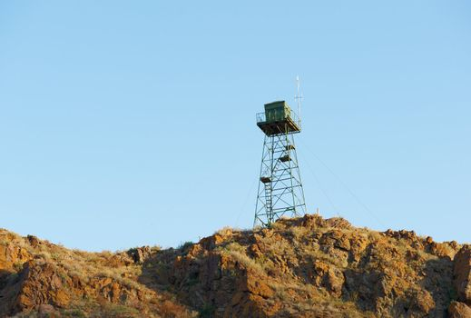 Sentry boundary tower