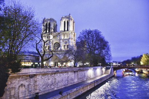 Landmarks and Monuments of Paris