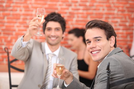 Cheers and congratulation
