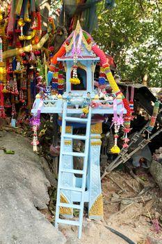 buddhist shrine in phuket thailand