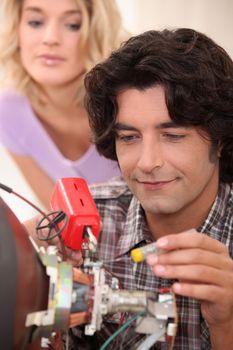 Appliance Repairman