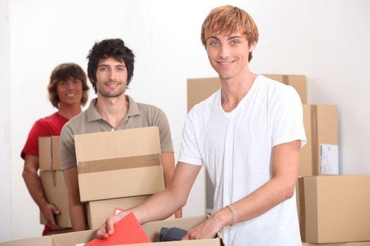 Moving Guys