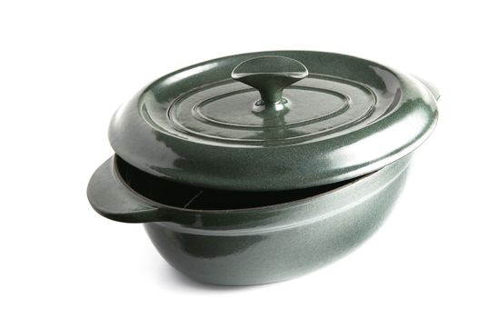 Casserole dish and matching lid