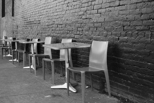 Sidewalk Seating