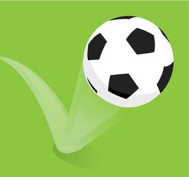 Bouncing soccer ball / Football