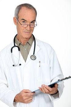Portrait of major medical