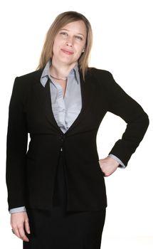 Proud Business Lady