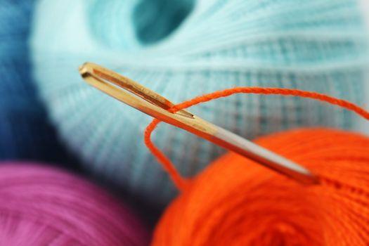 needle thread