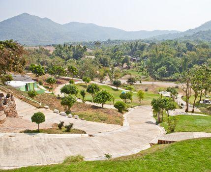 Hill Resort in Thailand