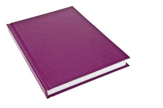 Purple cover book
