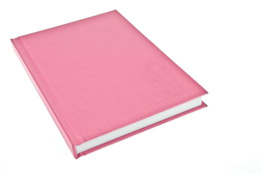 Pink cover book