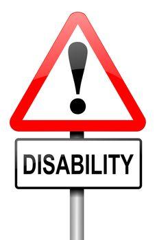 Disability awareness.