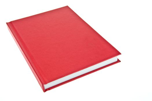 Red cover book