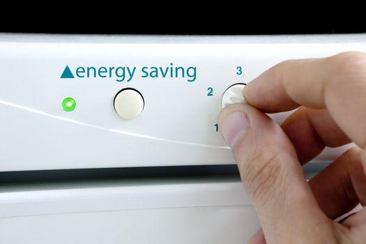 Saving energy and appliance
