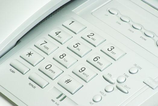 phone keypad