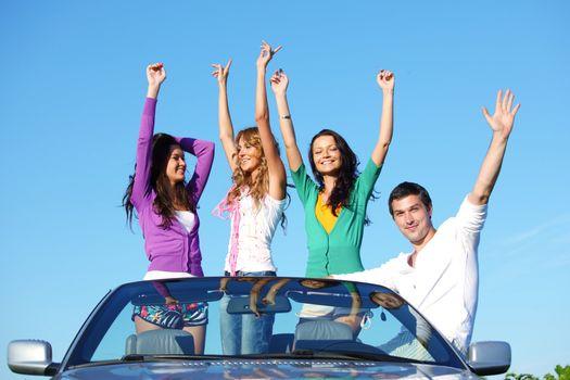 joy in cabriolet