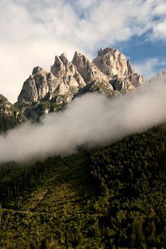 Dolomites Landscape, Italy