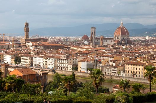 Firenze - Italy - Panoramic View