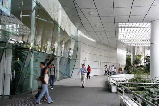 Business District - Singapore