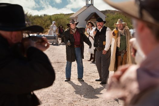 American West Shoot Out