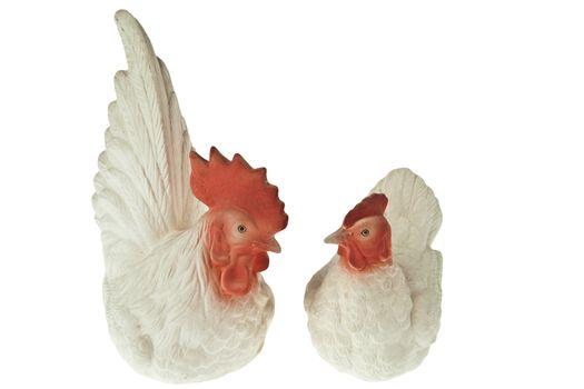 Nice Ceramic Chicken