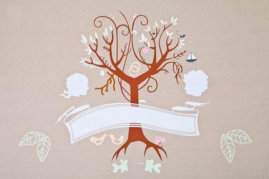 Nice Wedding Card