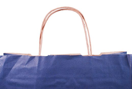 paper bag with handles fragment