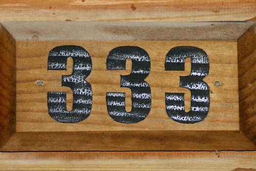 Number 333