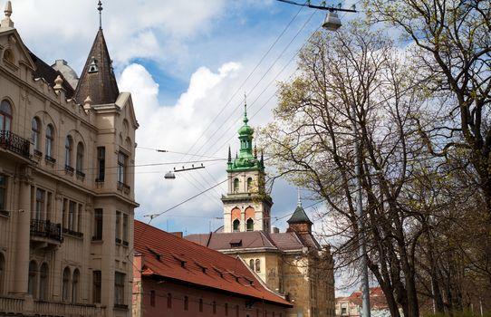Lviv Orthodox church of Assumption