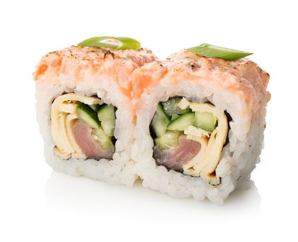 Two sushi