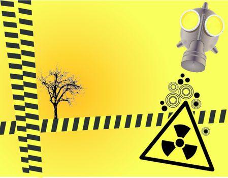 Risk of radioactive contamination