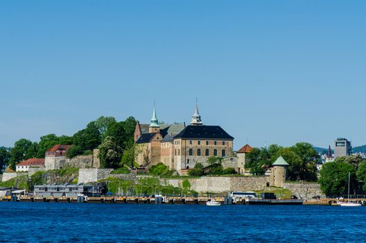 Ancient Akershus Fortress