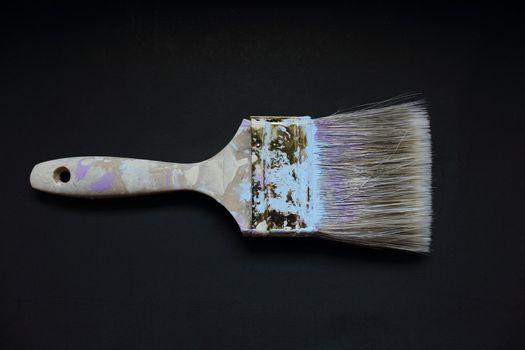Messy Paintbrush