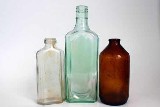 Shipwreck Bottles