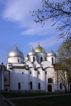 Veliky Novgorod. Russia