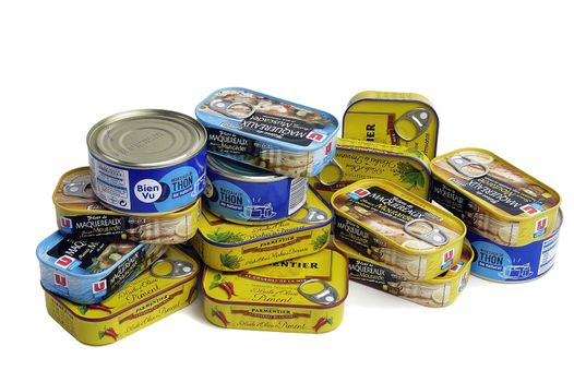 preserve industrial fish