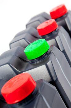 Sustainable plastic gallon