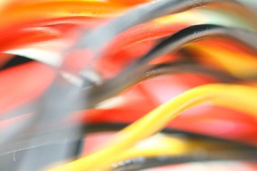 colored wire