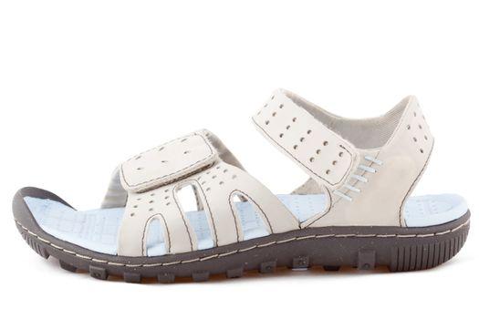 Sport sandal isolated