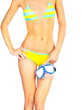Sports active girl