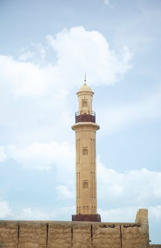 Ancient mosque in Dubai, Uniated Arabian Emirates