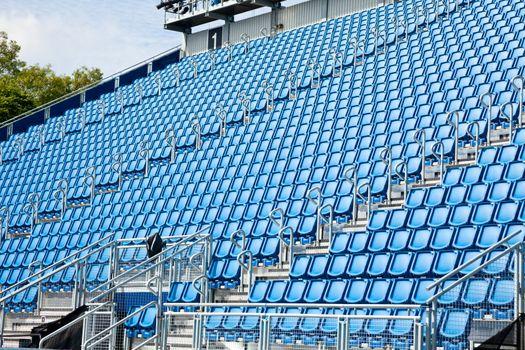 Tribune seats