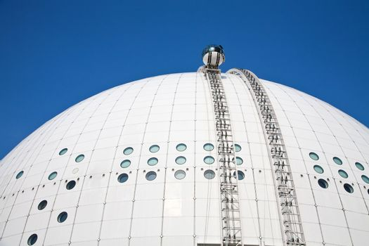 Globen arena in Stockholm