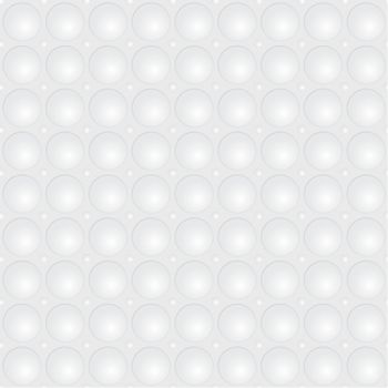 The seamless texture - vector light abstract pattern
