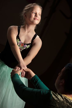 Graceful Ballet Performance
